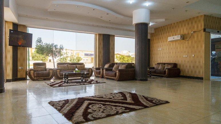 هتل سان سیتی قشم لابی