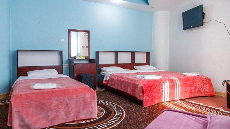 هتل سان سیتی قشم اتاق سه تخته