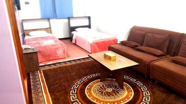 اتاق دو تخته تویین هتل سان سیتی