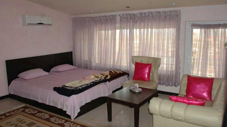 اتاق دو تخته دبل هتل ماندگار