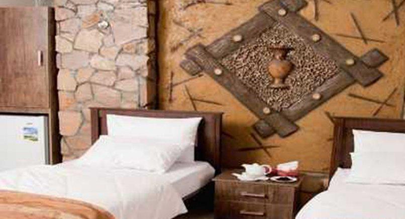 اتاق دو تخته هتل کمال الملک