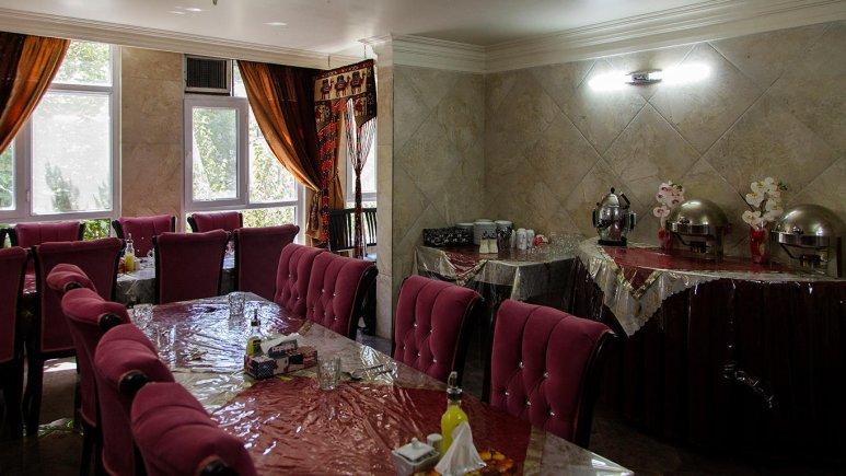 هتل اخوت تهران رستوران