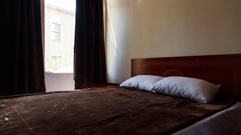 هتل اخوت تهران اتاق دو تخته دابل