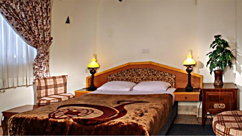 اتاق دو تخته هتل جهانگردی دامغان
