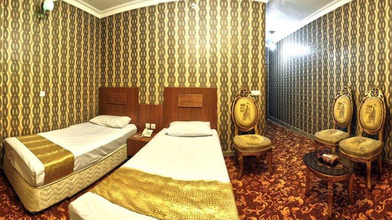 اتاق دو تخته تویین هتل بوستان