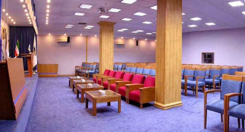 سالن کنفرانس هتل آبان