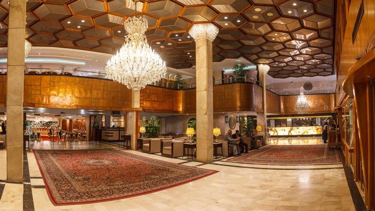 هتل اترک مشهد لابی 1