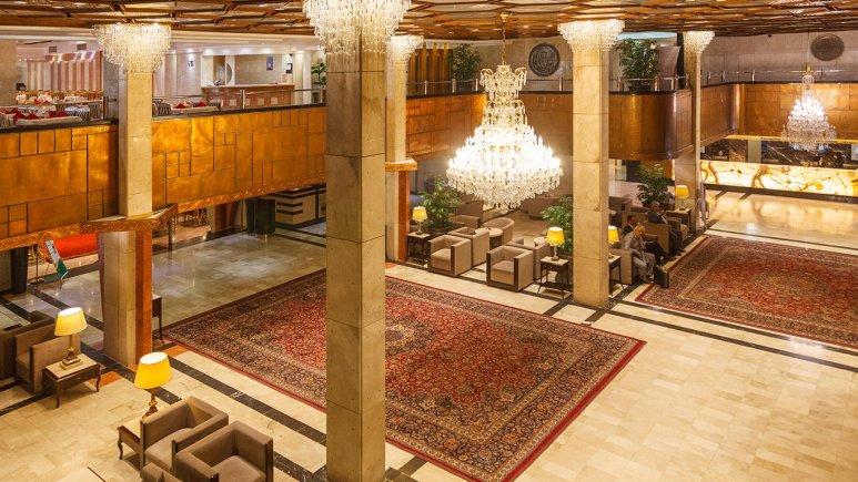 هتل اترک مشهد لابی 2