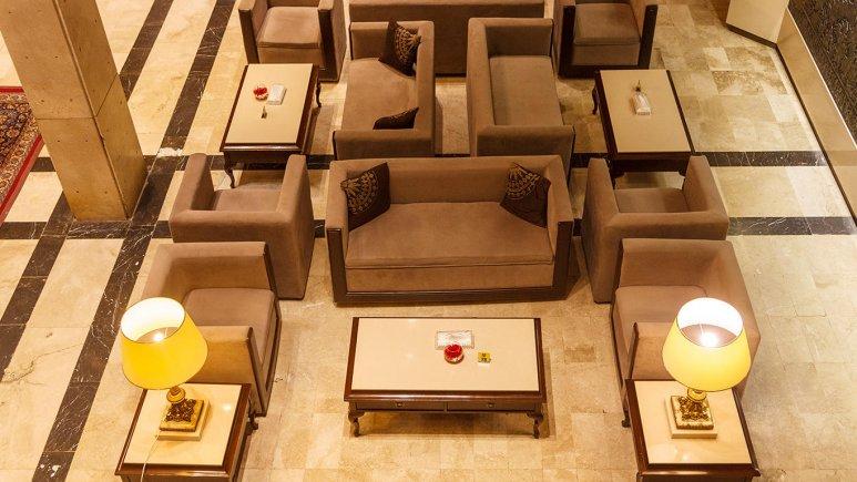 هتل اترک مشهد لابی 3