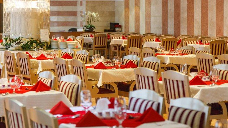 هتل اترک مشهد رستوران 3