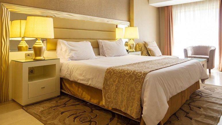 هتل اترک مشهد اتاق دو تخته دابل 1