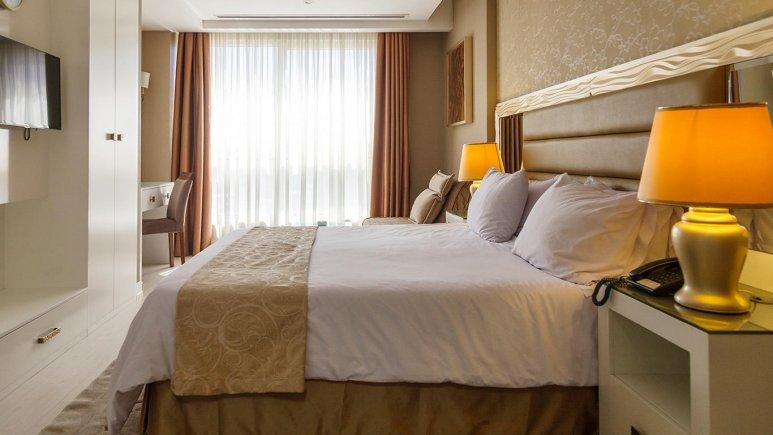 هتل اترک مشهد اتاق دو تخته دابل 2