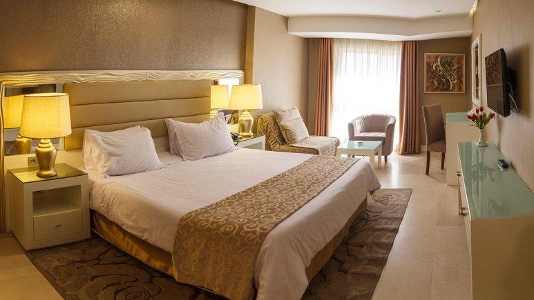 هتل اترک مشهد اتاق دو تخته دابل 4