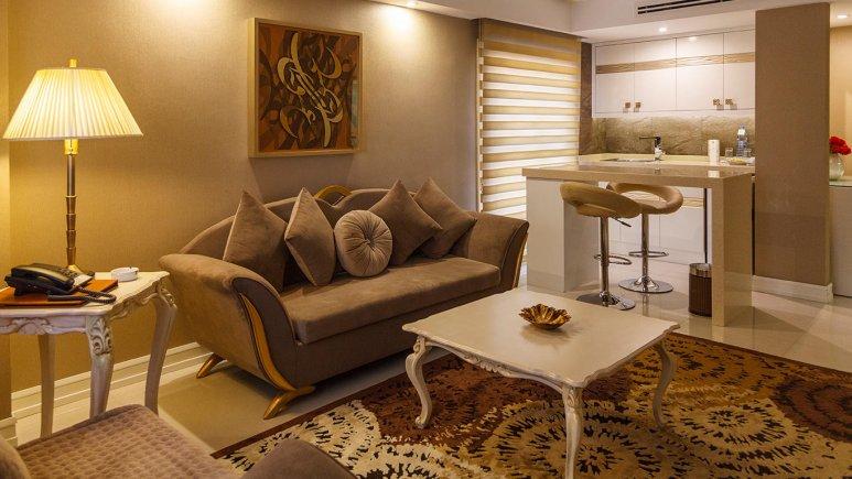 هتل اترک مشهد سوئیت 2
