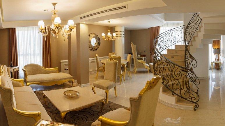 هتل اترک مشهد سوئیت 4