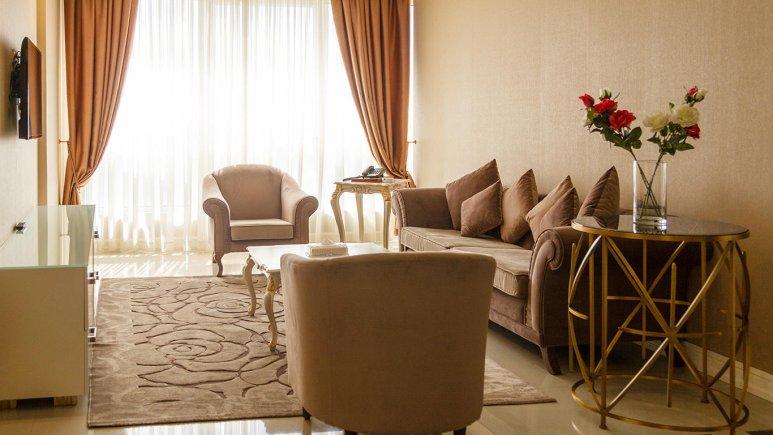 هتل اترک مشهد سوئیت 5