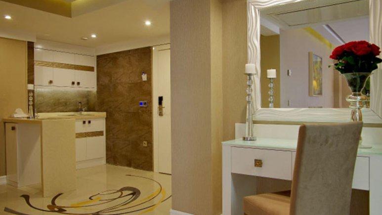 سوییت هتل اترک