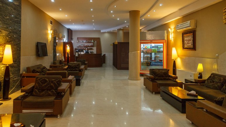 هتل عماد مشهد لابی