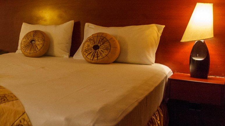 هتل عماد مشهد اتاق دو تخته دابل