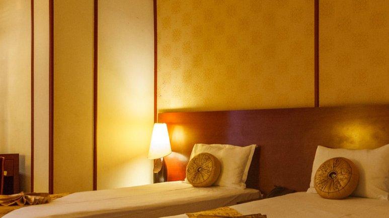 هتل عماد مشهد اتاق دو تخته تویین