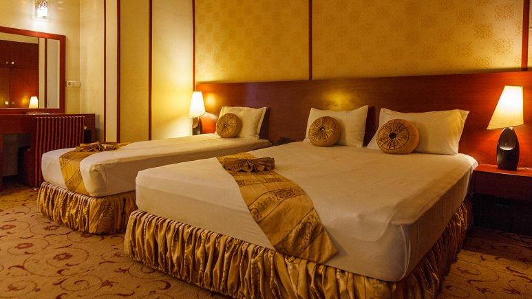 هتل عماد مشهد اتاق سه تخته 1