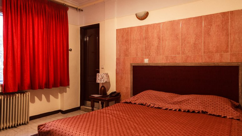 هتل آپارتمان رازی تهران سوئیت دو تخته 1
