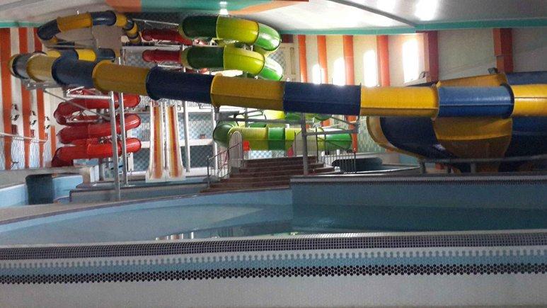 هتل موج های آبی باران رضوان شهر