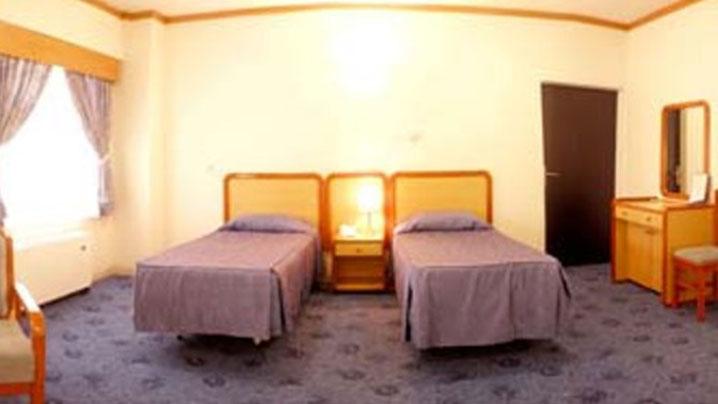 اتاق دو تخته هتل گلستان