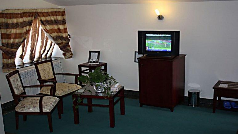 اتاق هتل جهانگردی یاسوج
