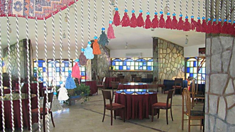 هتل جهانگردی یاسوج