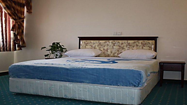 اتاق دو تخته دبل هتل جهانگردی یاسوج