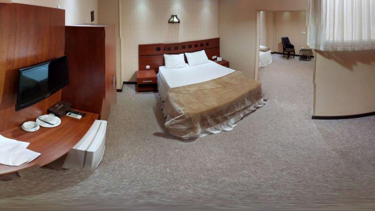 اتاق دو تخته هتل امیرکبیر