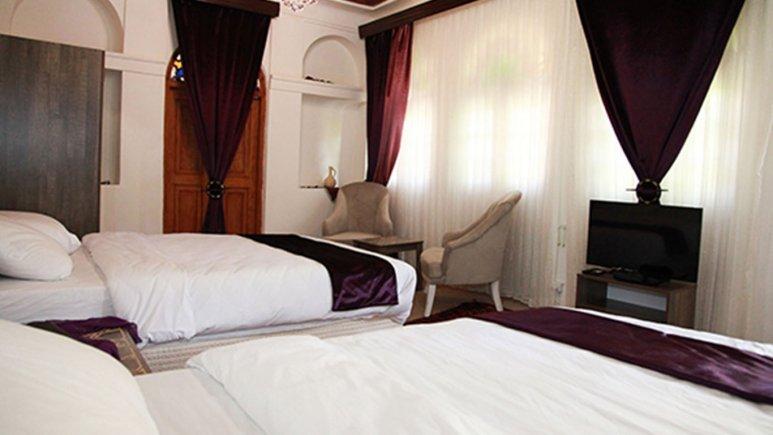 اتاق دو تخته تویین  هتل خانه بهروزی