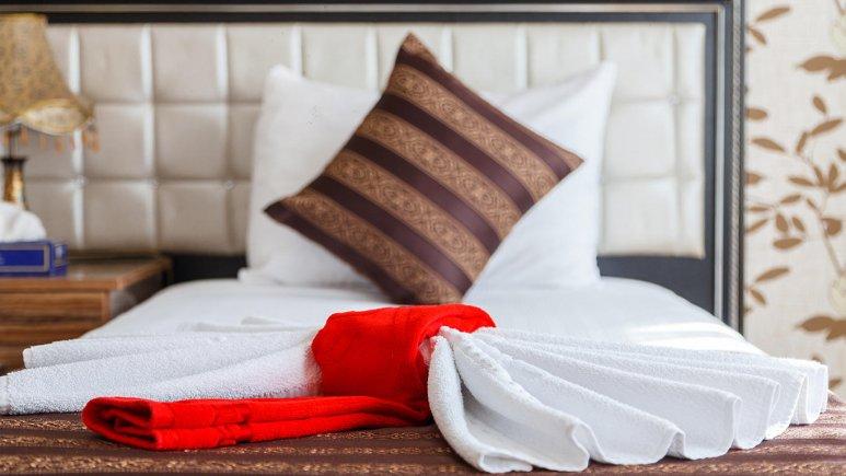 هتل بین المللی تبریز اتاق یک تخته