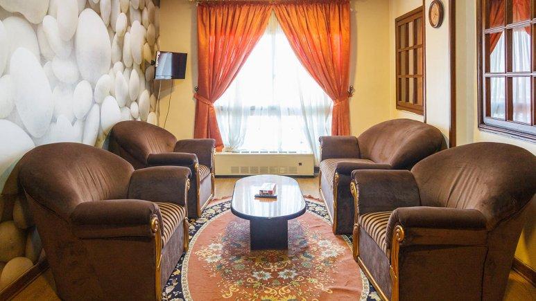 هتل خانه سبز مشهد فضای داخلی آپارتمان ها 2
