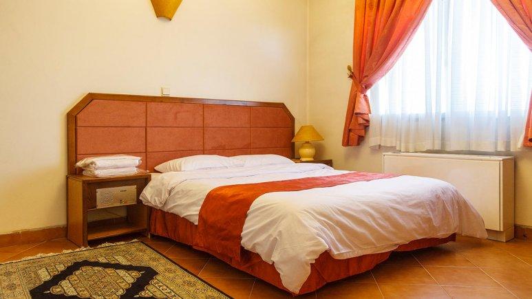هتل خانه سبز مشهد اتاق دو تخته دابل 1