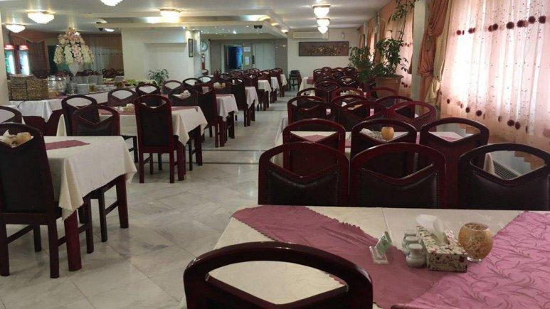 هتل خانه سبز مشهد رستوران 1