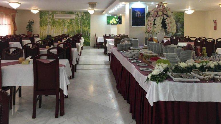هتل خانه سبز مشهد رستوران 2