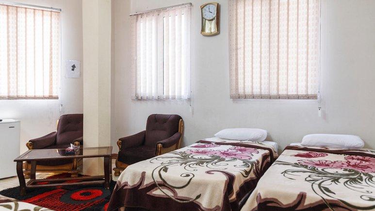 هتل آپارتمان مریم کاشان فضای داخلی سوئیت ها 1