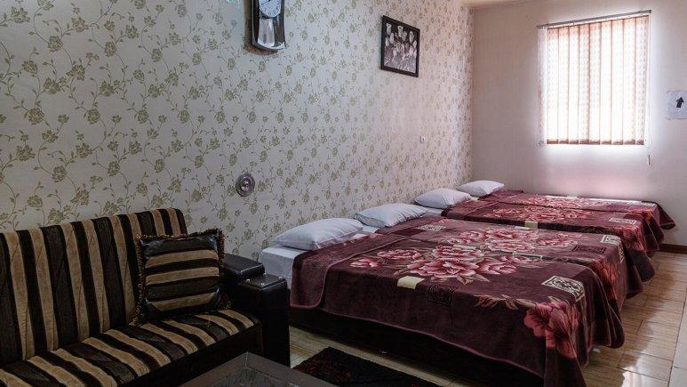 هتل آپارتمان مریم کاشان فضای داخلی سوئیت ها 2