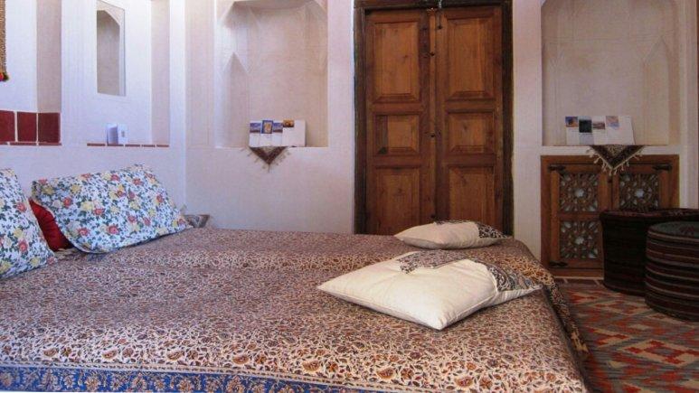 اتاق دو تخته دبل هتل خانه ایرانی
