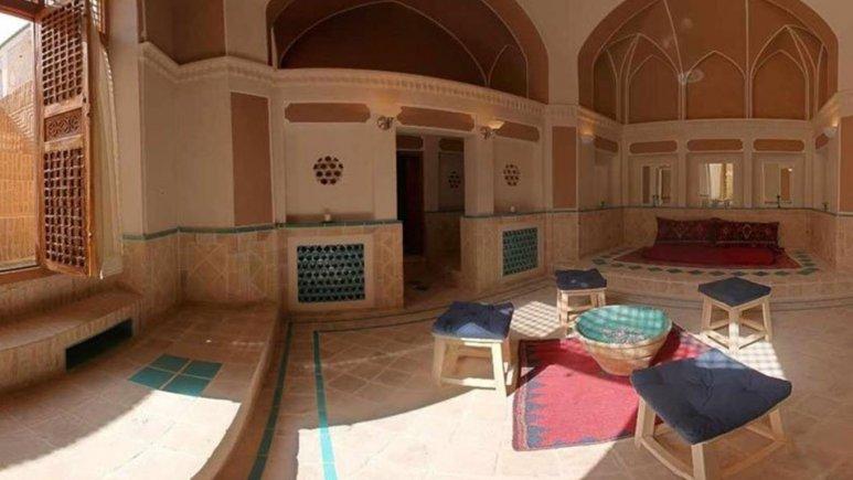 نمایی از هتل خانه ایرانی