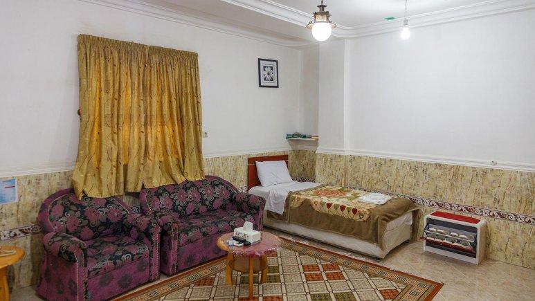 هتل آپارتمان شادناز 1 قشم فضای داخلی سوئیت ها 2