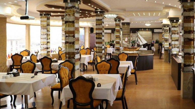 هتل شبستان رشت رستوران 3