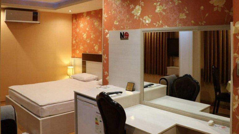 هتل شبستان رشت اتاق دو تخته دابل 3
