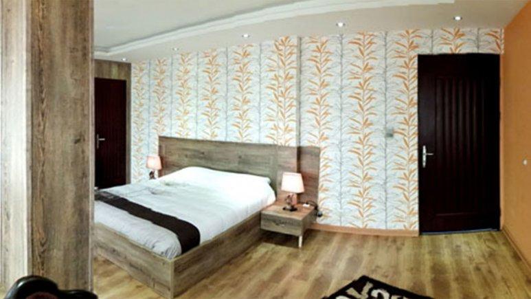هتل شبستان رشت اتاق دو تخته دابل 1