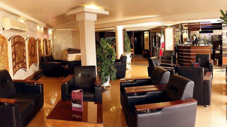 لابی هتل کوروش