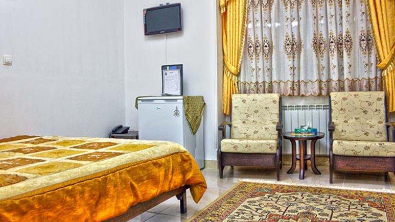 اتاق دو تخته دبل هتل صحت