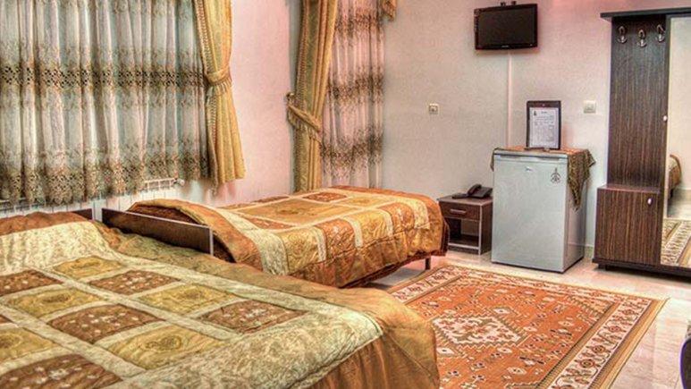اتاق سه تخته  هتل صحت
