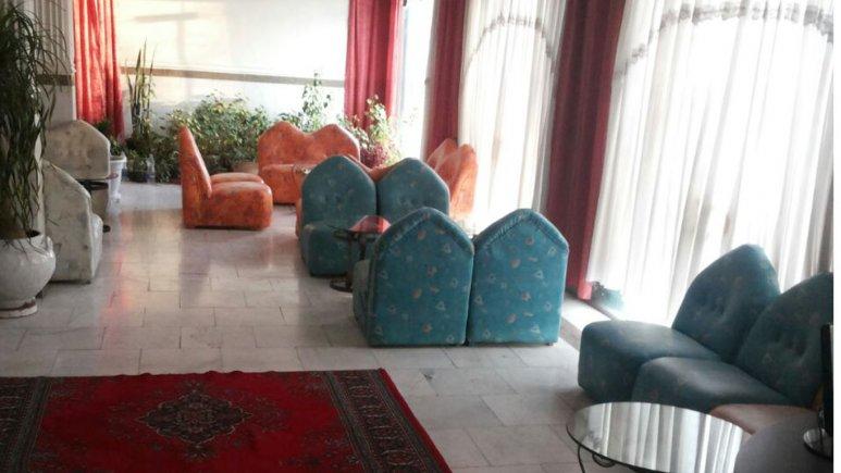 لابی هتل مهدی
